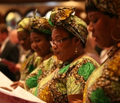 Women from African Harmony